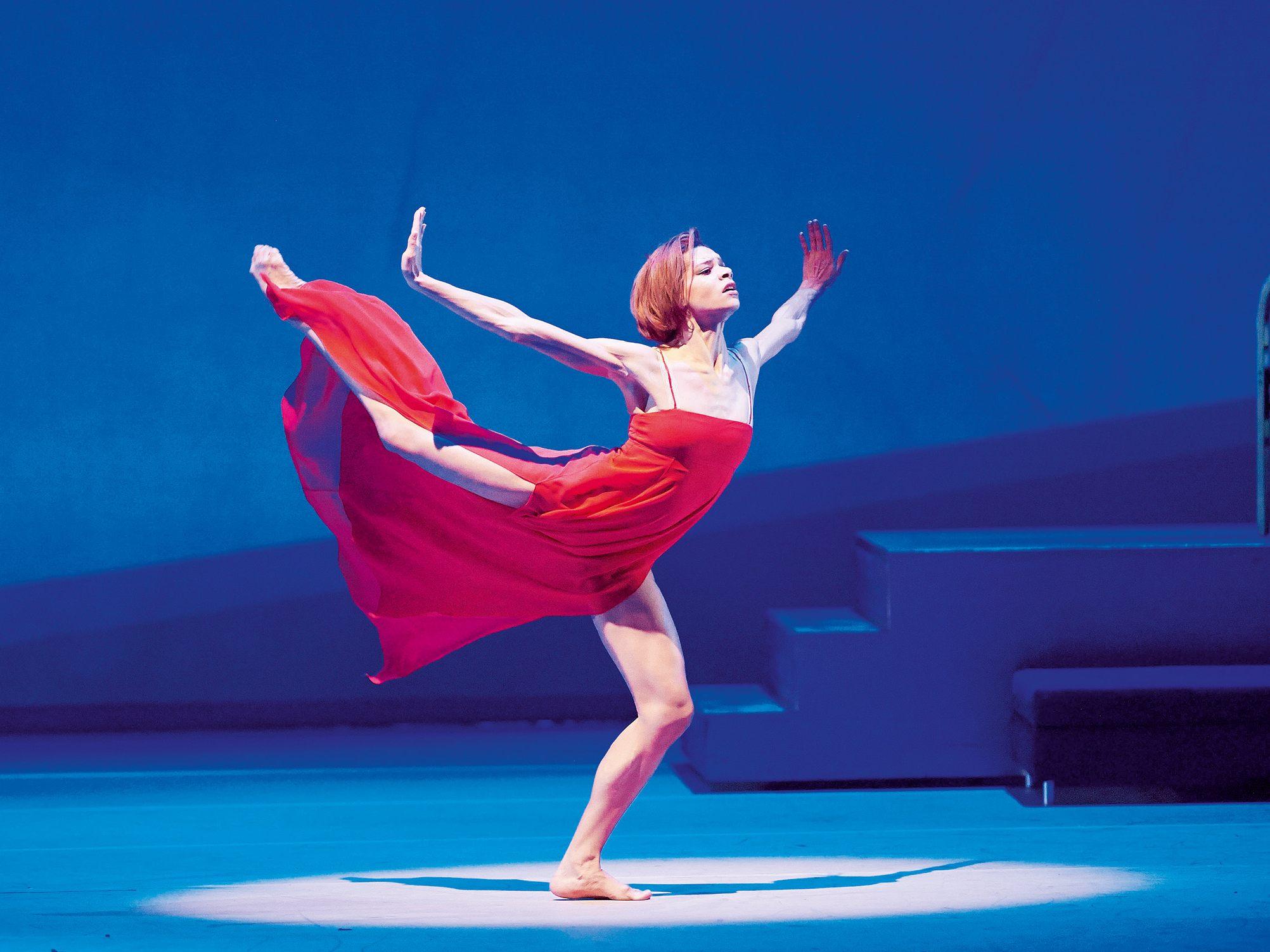 Wiener Staatsballett: Weitergabe des Fanny-Elßler-Rings an Rebecca Horner –  Dance for You Magazine